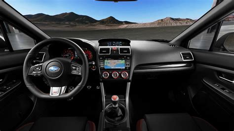 2017 Subaru Wrx Sti Interior Tour 360 Degree Interior View