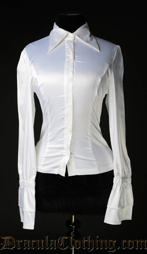 Amanda Blouse Import alannah hill this madhouse blouse collar blouses