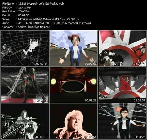 Def Leppard Best Of Def Leppard 1cd 2004 def leppard видео клип let s get rocked noname