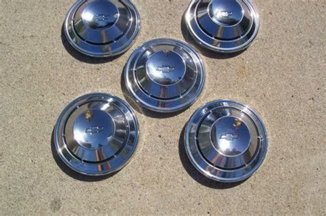chevy hubcaps parts accessories ebay