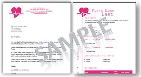 smashwords nursing resume a guide for nurses a book by s l page page 3