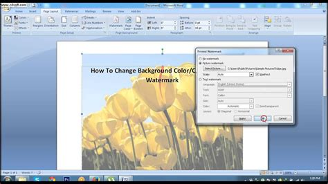 how to change page color in word change background color microsoft word 2010 coloring pages