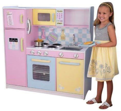 Kidkraft Uptown Pastel Kitchen by Kidkraft Play Kitchen Sets For And Play Ideas Comfy