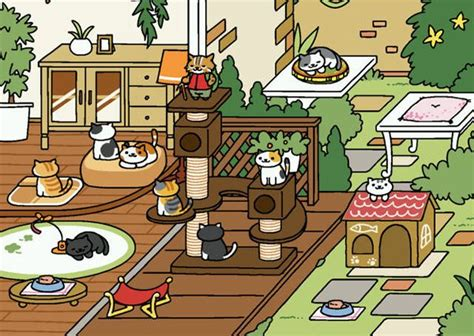 zen layout neko atsume brinquedo do dia neko atsume athletic ex set mercadoetc
