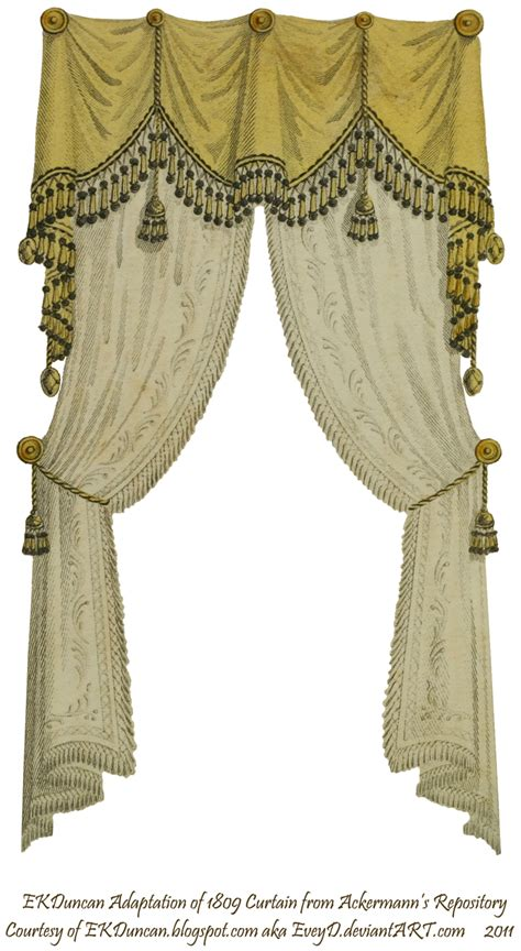 traditional style window treatments traditional victorian 1810 fringe and tassel curtain traditional