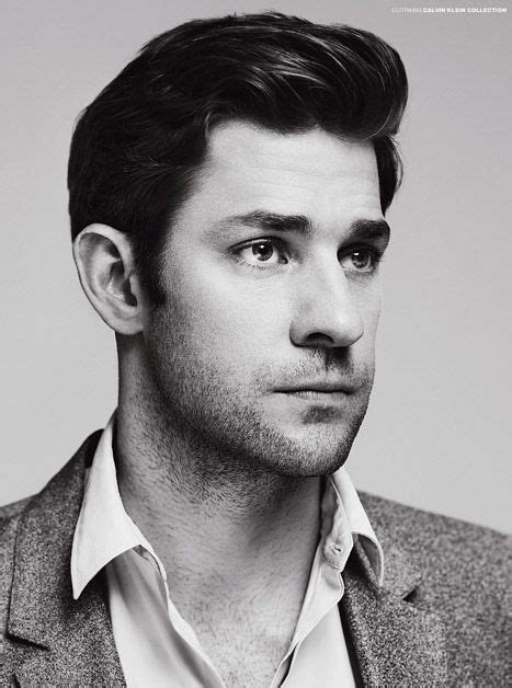 hot to do the jim halpert hairstyle john krasinski on the office quot we were constantly in fear