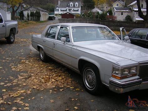 Cadillac 4 Door by Cadillac Fleetwood 4 Door