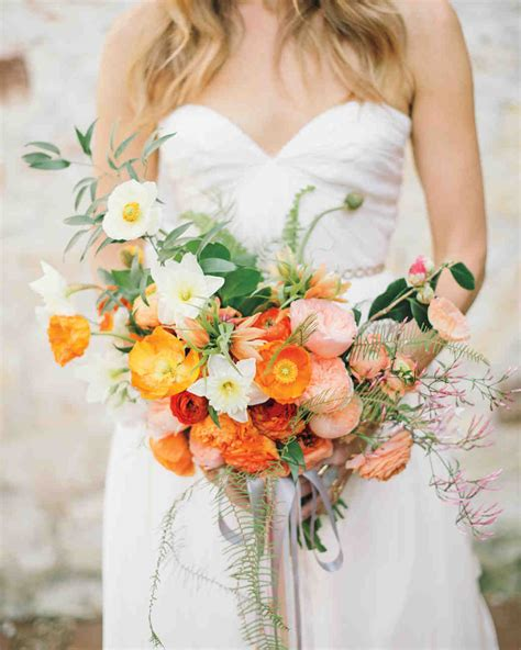 Real Bridal Bouquets by The 50 Best Wedding Bouquets Martha Stewart Weddings