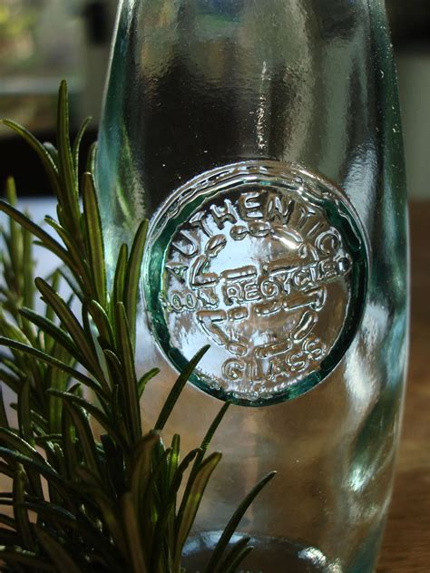 recycled glass recycled glass authentic bottle simplicity