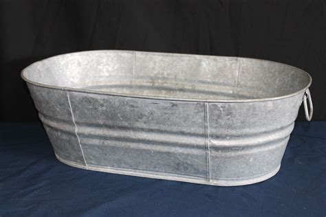 10 gallon galvanized tub ms events charlottesville s wedding and event rental choice