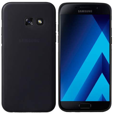 Samsung A5 2017 samsung galaxy a5 2017 h 252 lle schwarz matte r 252 ckseite