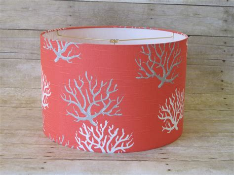 coral colored l shades home goods l shades 70 for your wax paper l