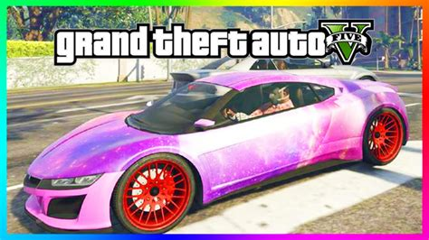 galaxy car paint gta 5 amazing custom car skins overlays galaxy tiger