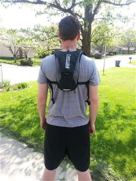 k way aquarius hydration pack distance running with a camelbak hydration pack