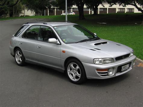subaru wagon 1996 subaru impreza wrx wagon