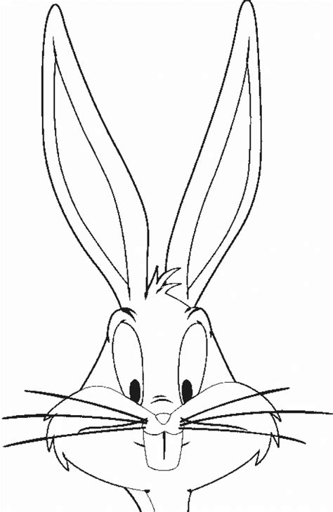 coloring pages of bugs bunny bugs bunny coloring pages coloringpages1001 com