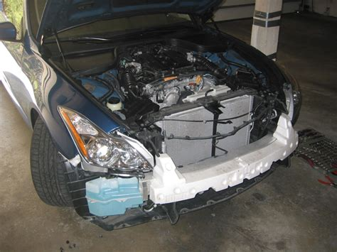 how to remove rear bumper 2012 infiniti qx pics of the injen cold air intake install myg37