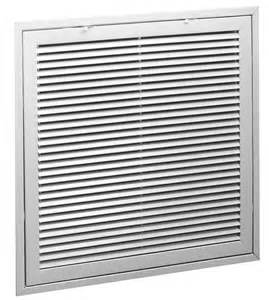 return air vent filter grille 96afbt steel fixed bar return air filter grille 35