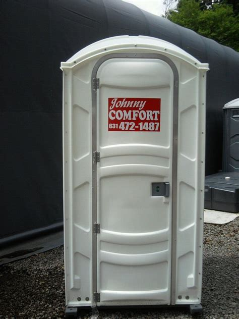 Johnnie For Comfort by Portable Toilet Rentals Direct Drainage Inc