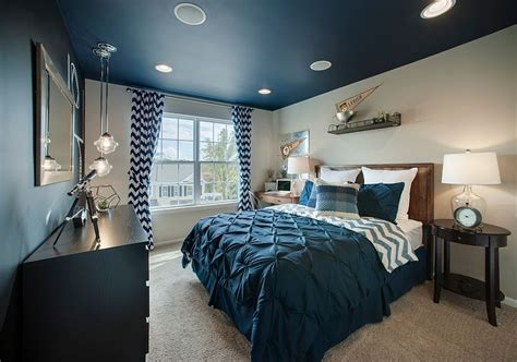 Chevron Room by 25 Kids Bedrooms Showcasing Stylish Chevron Pattern