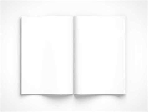 blank magazine template psd magazine 2 5 psd mockups
