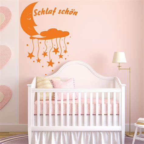 Wandtattoo Kinderzimmer Schlafen schlaf sch 246 n f 252 r wohnzimmer kinderzimmer wandtattoo
