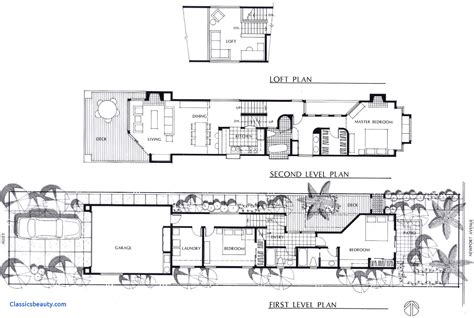 shallow house plans shallow lot house plans best free home design idea
