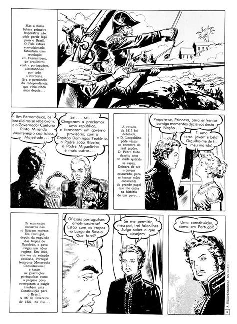 A independênciado brasil em quadrinhos   Quadrinhos