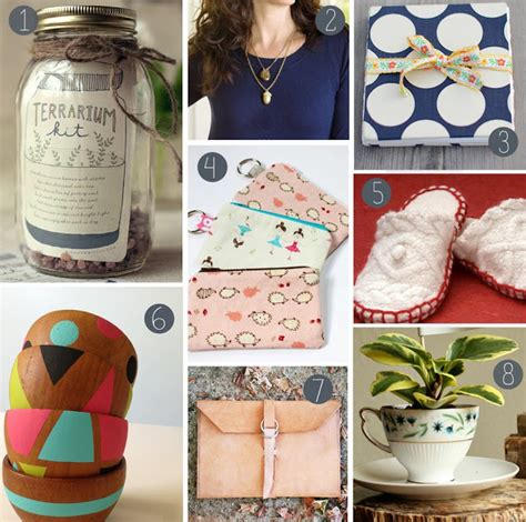 the how to gal diy christmas gift guide for women 2013