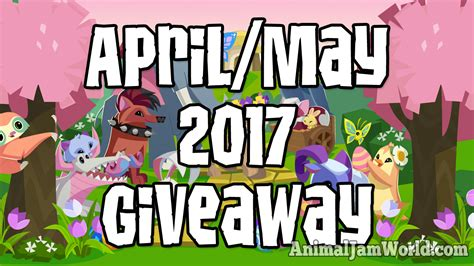 may 2017 animal jam free membership giveaway enter now - Animal Jam Membership Giveaway 2017