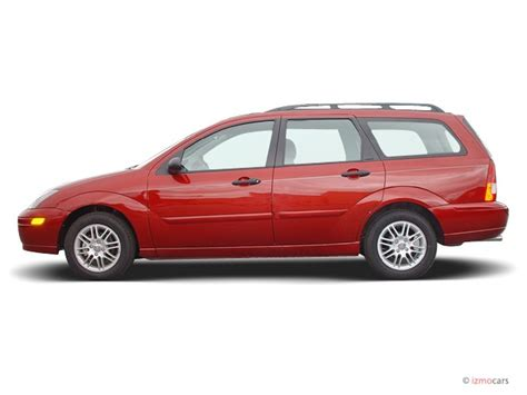 2003 ford focus wagon image 2003 ford focus 4 door wagon se side exterior view