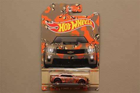 film hot wheels 2015 hot wheels 2015 camouflage 12 camaro zl1 concept see
