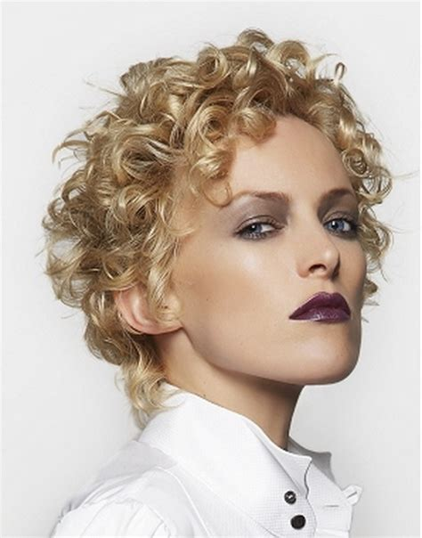 root perm for hair short permed hairstyles