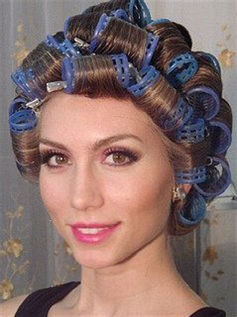 image gallery his hair in curlers image by curlygurlie amazing hair salon visits