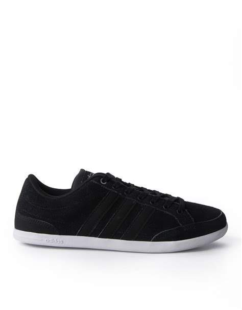 adidas s caflaire sneakers hitam mataharimall