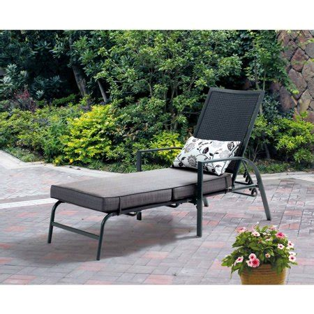 pool lounge chairs walmart mainstays alexandra square chaise lounge gray texture