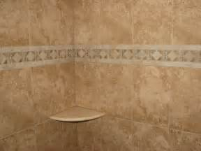 ceramic tile shelves ceramic tile stall shower with mosaic and marble