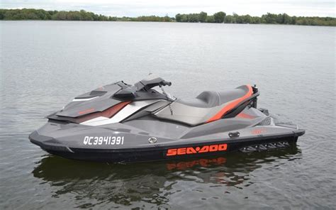sea doo detachable boat 2013 sea doo gti limited 155 the perfect compromise