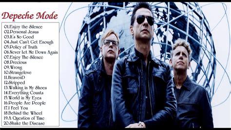 depeche mode best of depeche mode best of greatest hits album depeche