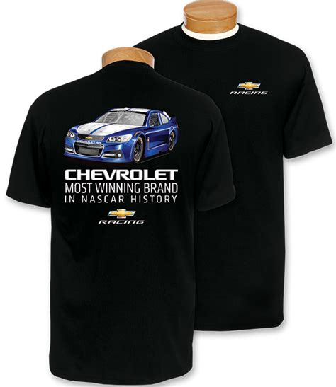 chevrolet t shirts official chevrolet licensed merchandise apparel