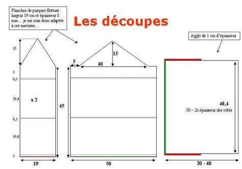 comment faire une armoire en papier plan pour fabriquer une maison en papier