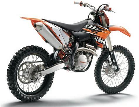 Kaufvertrag Motorrad Cross by Modellnews Ktm Sx 2010 1000ps At