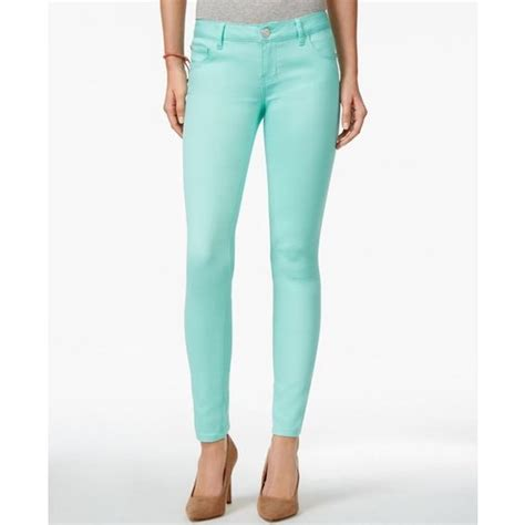 celebrity pink white skinny jeans celebrity pink juniors colored skinny jeans 27 liked