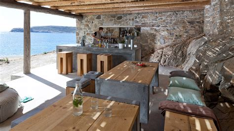 Architecture Practices Coco Mat Eco Residences Serifos Hotel