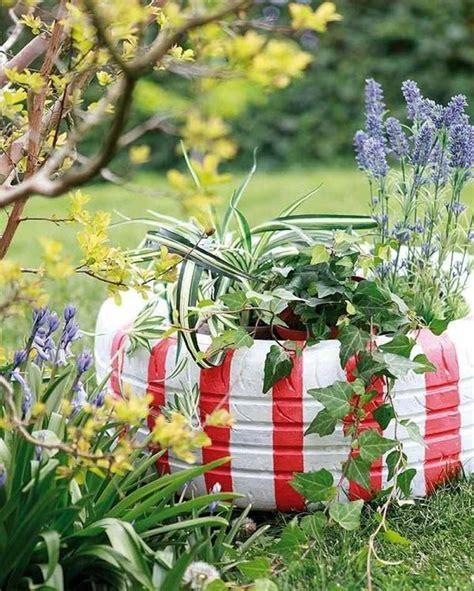 Deco Pneu Jardin by 22 Id 233 Es R 233 Cup Pour R 233 Aliser Le Plus Beau Des Jardins