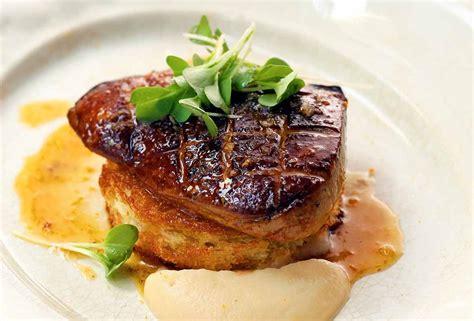 pan seared foie gras recipe leite s culinaria