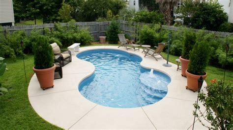 small kidney shaped pool very small inground pools pictures joy studio design