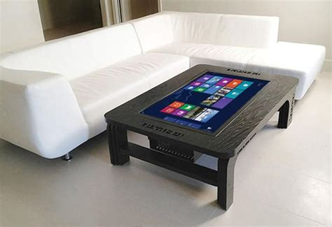 Canapãģ ãī High Tech L Ultra High Tech Table Basse Incorporant Un Ordinateur