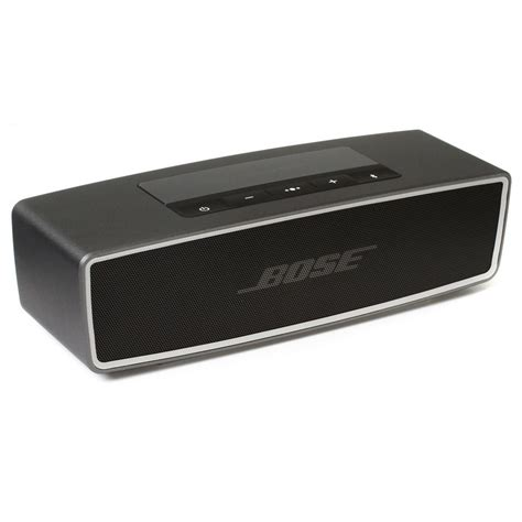 Speaker Bose Soundlink Mini Wireless Bluetooth bose soundlink mini ii bluetooth wireless speaker carbon