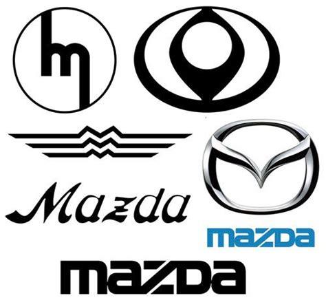 mazda logo history mazda logo history rides my dream garage pinterest